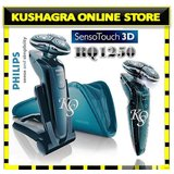 Philips RQ1250/16 SensoTouch 3D Shaver Fully Washable with 50 Minutes Backup G