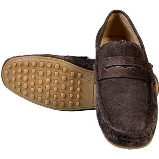 Hirels Brown Loafers