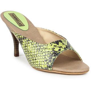 Cinderellas CH-563-GREEN Heels
