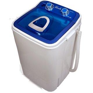 LONIK LTPL-4060 4.6KG Semi Automatic Top Load Washing Machine