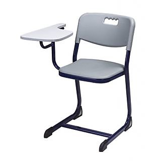 Mavi Gray Color Student Chair-DSC-640