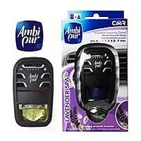 Ambipur Lavender SPA Car Air Freshener - Car Perfume
