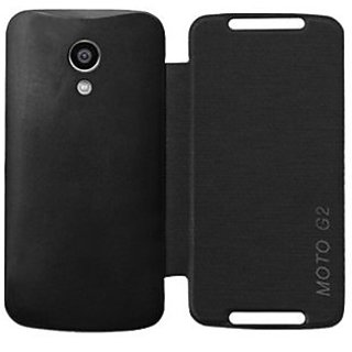 new concept c0432 b6fe9 FLIP COVER MOTOROLA MOTO G2 2ND GEN price at Flipkart, Snapdeal ...