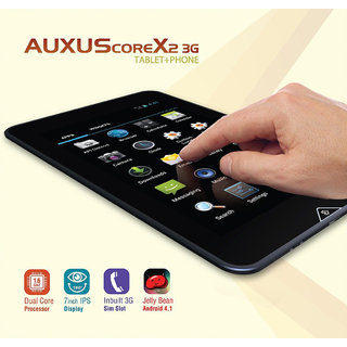 Auxus core x2 3G Tablet+Phone