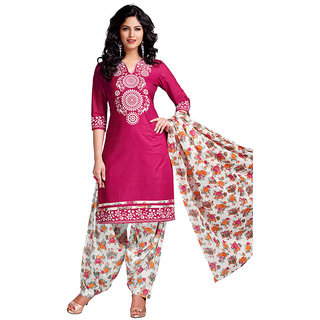 Noshaba Cotton Printed Salwar Suit Dupatta Material
