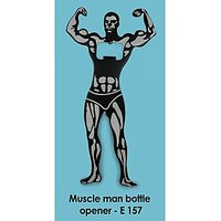 Muscle man Bottle opener