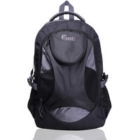 F Gear Gray Laptop Bag (13-15 inches)