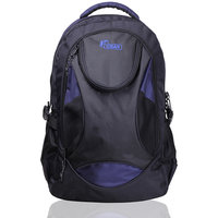 F Gear Blue Laptop Bag (13-15 inches)