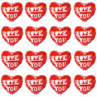 Inflatable I LOVE YOU Kids Party Favors Pool Beach Toy Blow Up 12pcs