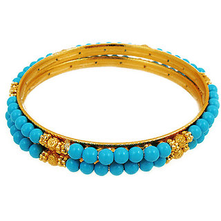 Feroza Stone Bangle available at ShopClues for Rs.375