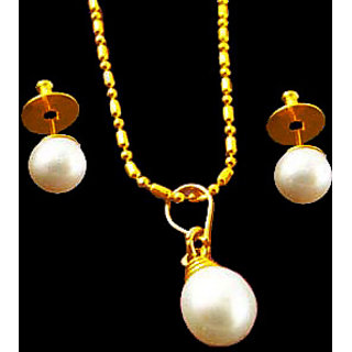 Pearl Chain Set available at ShopClues for Rs.199