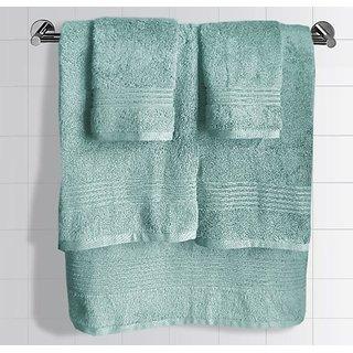 Stoa Paris Aqua Zero Twist 5pcs Towel Set SPZERO01AQ