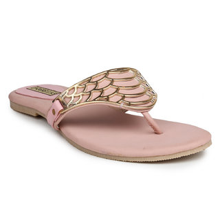 Cinderellas CF-28-Pink Flats