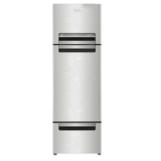 Whirlpool Fp 313D Protton Royal 300 L Triple Door Refrigerator (Steel Knight)
