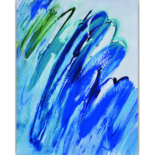 Vitalwalls Abstract Painting Premium Canvas Art Print.(Abstract-340-30cm)