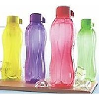 TUPPERWARE 1 LTR/1000 ML WATER BOTTLES SET OF 2