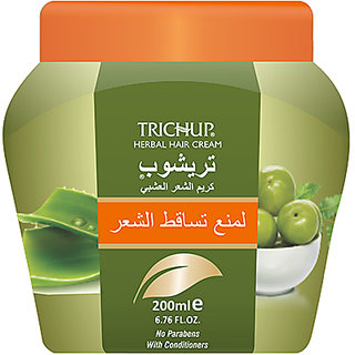 Trichup Herbal Hair Fall Control Cream 200ml