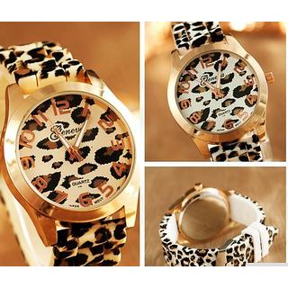 Geneva Best Selling Leopard Watch