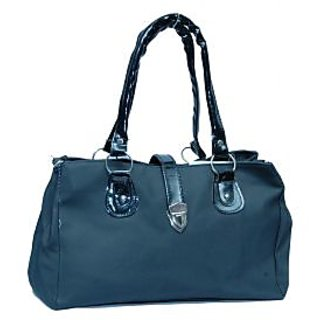 Regal Non-Leather Women Handbag - Black