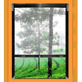 Best quality fiber glass mosquito net for windows for Best quality windows