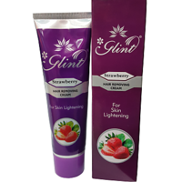Glint Strawberry Hair Removal Cream 50 Gm
