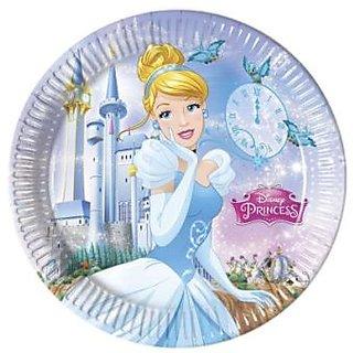 CinderellaS Fairytale-Paper Plates