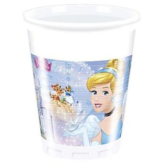 CinderellaS Fairytale-Plastic Cups
