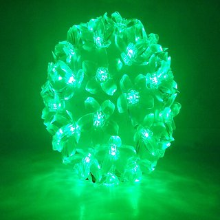 VRCT Green Ball Flower Led Light Ball