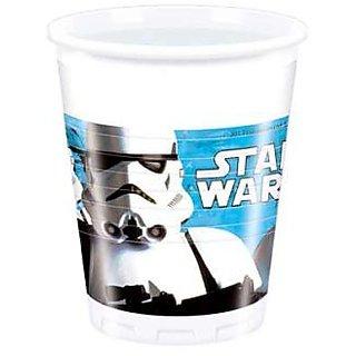 Star Wars-Plastic Cups