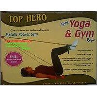 POCKET GYM ROPE Abdominal Exercise Rope YOGA ROPE Fitness Rope Walking Exercise - 1940170