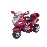 Hlx-Nmc Battery Operated Fun Bike Dark Red