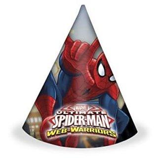 Ultimate Spiderman Web Warriors-Hats