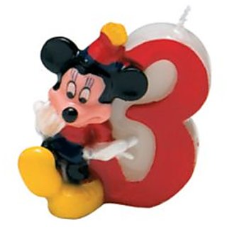 Mickey- Candle No 3