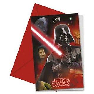 Star Wars  Heroes-Invitations  Envelopes