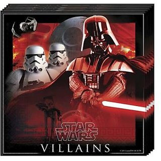 Star Wars  Heroes-Two-Ply Paper Napkins