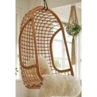 Solid Cane Ultra Chic Hanging  Chair ( With Free Metal Chain)