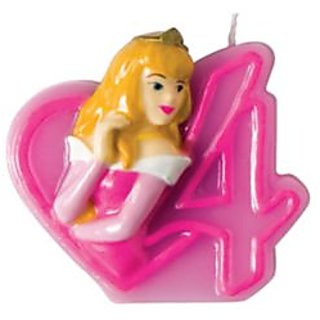 Disney Princess- Candle No 4