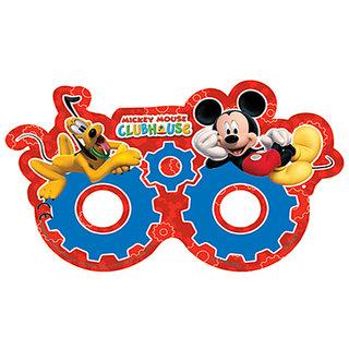 Playful Mickey Die-Cut Masks