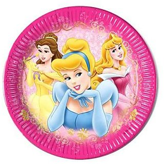 Disney Princess- Paper Plates
