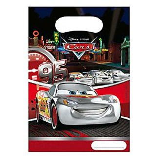 Cars Silver Edition Party Bags
