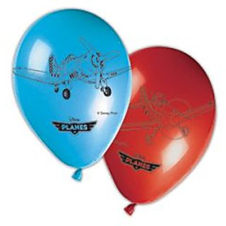Disney Planes Printed Balloons