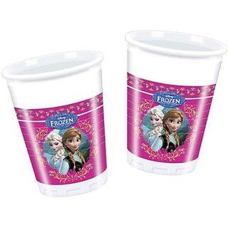 Frozen-Plastic Cups