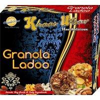 Granola Ladoo - Khaas Utsav - Nuts & Raisins, Cocoa Almonds - 20 Ladoo Pack