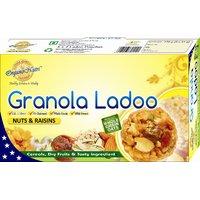 Granola Ladoo - Nuts & Raisins - 10 Ladoo Pack