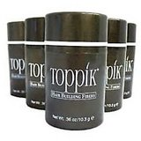 Toppik Hair Building Fibers Black 25 Grams