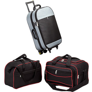 Get Combo of 3 Luggage Bag from Shopclues at Offer Price