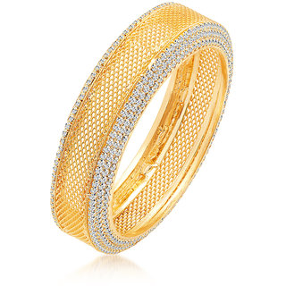 Sukkhi Gold Bracelet For Women