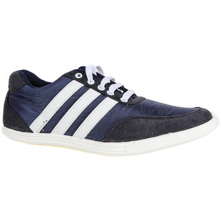 Runner Chief Mens Blue - White Sneakers