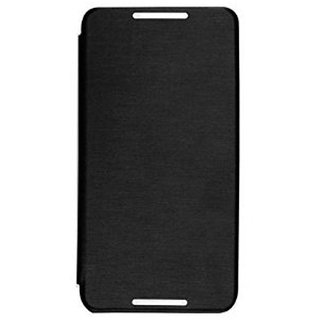 MOLIFE-FLIP COVER FOR HTC DESIRE 816- BLACK
