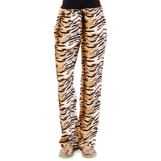 Oxolloxo Women Animal Print Pyjamas
